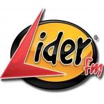 Logo da emissora Rádio Líder 97.9 FM