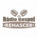Logo da emissora Rádio Gospel Renascer