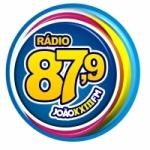 Logo da emissora Rádio João XXIII 87.9 FM