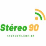 Logo da emissora Rádio Stereo 90 FM
