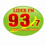 Logo da emissora Rádio Mais FM Campos 93.7