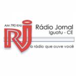 Logo da emissora Rádio Jornal Centro Sul 790 AM