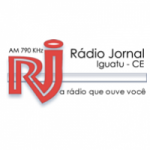 Logo da emissora Rádio Jornal 790 AM