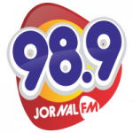 Logo da emissora Rádio Jornal 98.9 FM