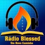Logo da emissora Rádio Blessed