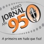 Logo da emissora Rádio Jornal 950 AM
