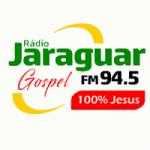 Logo da emissora Rádio Jaraguar 94.5 FM