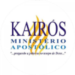 Logo da emissora Rádio Kairós Nova Serrana