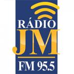 Logo da emissora Rádio JM 95.5 FM Jornal da Manhã