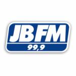 Logo da emissora Rádio JB 99.9 FM