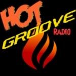 Logo da emissora Hot Groove Rádio