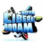 Logo da emissora Rádio Nova Liberal 900 AM