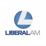 Logo da emissora Rádio Liberal 900 AM