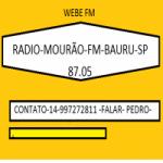 Logo da emissora Rádio Mourão FM Bauru