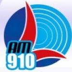 Logo da emissora Rádio Liberdade 910 AM