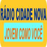 Logo da emissora Rádio Cidade Nova