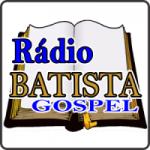 Logo da emissora Rádio Batista Gospel FM