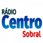 Logo da emissora Rádio Centro Sobral