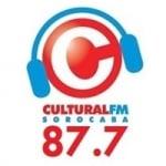 Logo da emissora Rádio Cultural 87.7 FM