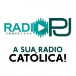 Logo da emissora Rádio PJ