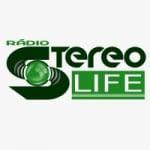 Logo da emissora Rádio Stereo Life