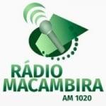 Logo da emissora Rádio Macambira 1020 AM
