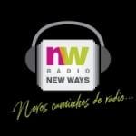 Logo da emissora Rádio New Ways
