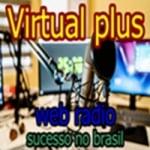 Logo da emissora Rádio Virtual Plus
