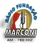 Logo da emissora Rádio Marconi 780 AM