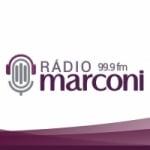 Logo da emissora Rádio Marconi 99.9 FM