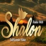 Logo da emissora Rádio Web Shalon