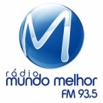 Logo da emissora Rádio Mundo Melhor 93.5 FM