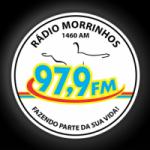 Logo da emissora Rádio Morrinhos 97.9 FM