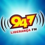 Logo da emissora Rádio Liderança 94.7 FM