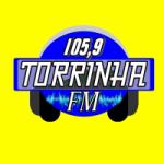 Logo da emissora Rádio Torrinha 105.9 FM