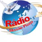Logo da emissora Rádio Missão Plena