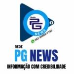 Logo da emissora Rede PG News