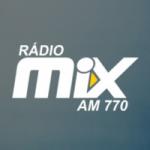 Logo da emissora Rádio Mix 770 AM