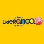 Logo da emissora Rádio Liderança 105.9 FM