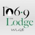 Logo da emissora WLGE 106.9 FM