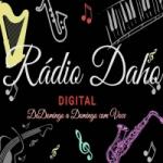 Logo da emissora Rádio Daho Digital