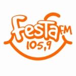 Logo da emissora Rádio Festa FM