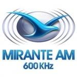 Logo da emissora Rádio Mirante 600 AM