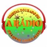 Logo da emissora Cristal Dourado