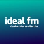 Logo da emissora Ideal FM