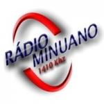 Logo da emissora Rádio Minuano 1410 AM