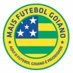 Logo da emissora Rádio Mais Futebol Goiano