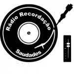 Logo da emissora Rádio Recordação e Saudades