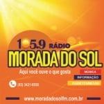 Logo da emissora Rádio Morada do Sol 105.9 FM