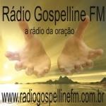 Logo da emissora Rádio Gospel Line FM